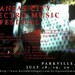 2014 Kansas City Electro Music Festival