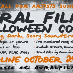 Aural Films is hosting a Halloween Compilation for 2020
